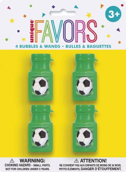Football Mini Bubble Bottles (4)